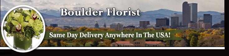 Boulder Florist