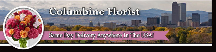 Columbine Colorado Flower Delivery