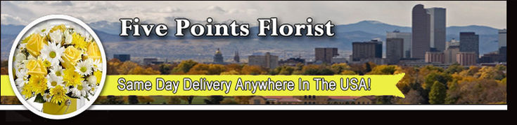 Five Points Colorado Flower Delivery